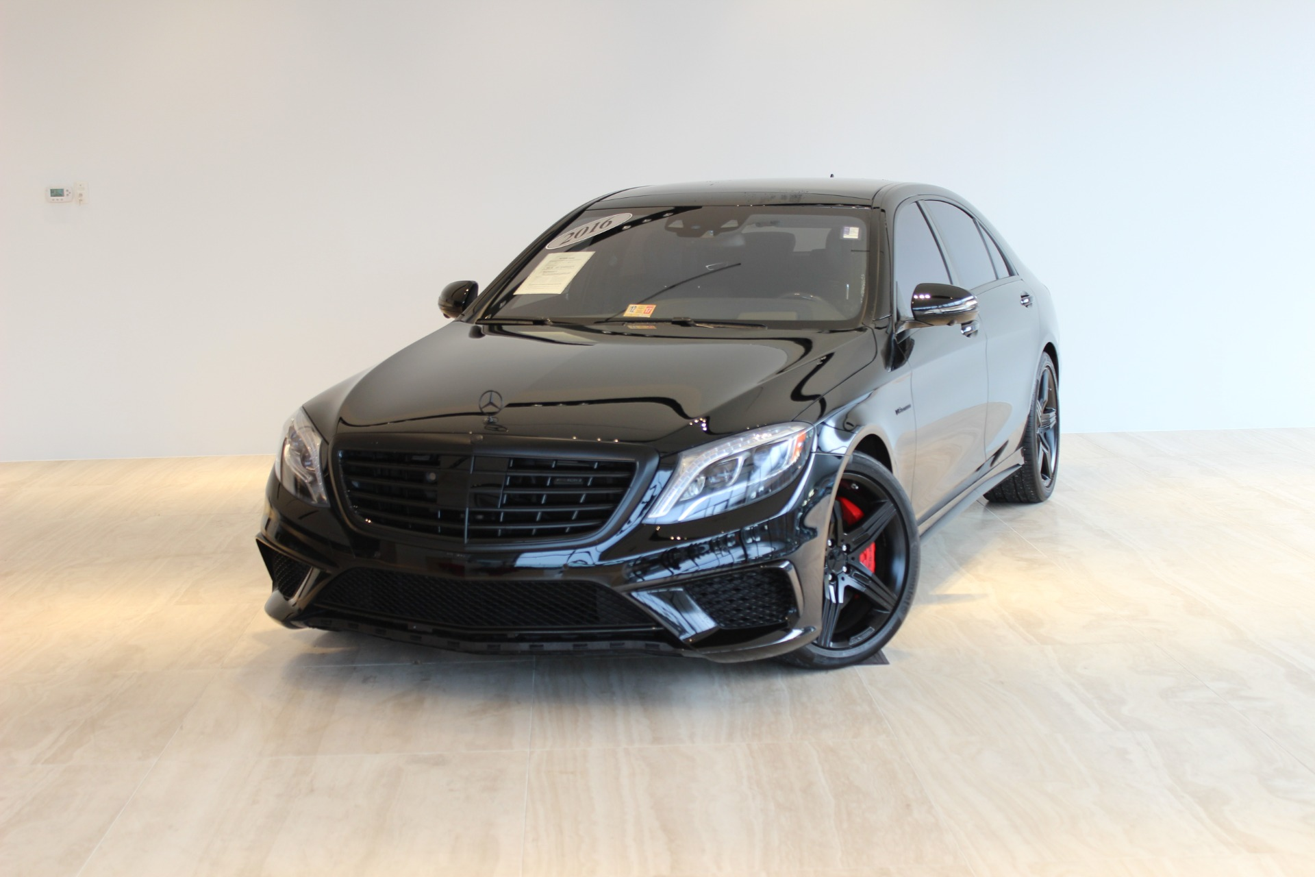2016 Mercedes Benz S Class AMG S63 Stock 7NC A for sale near