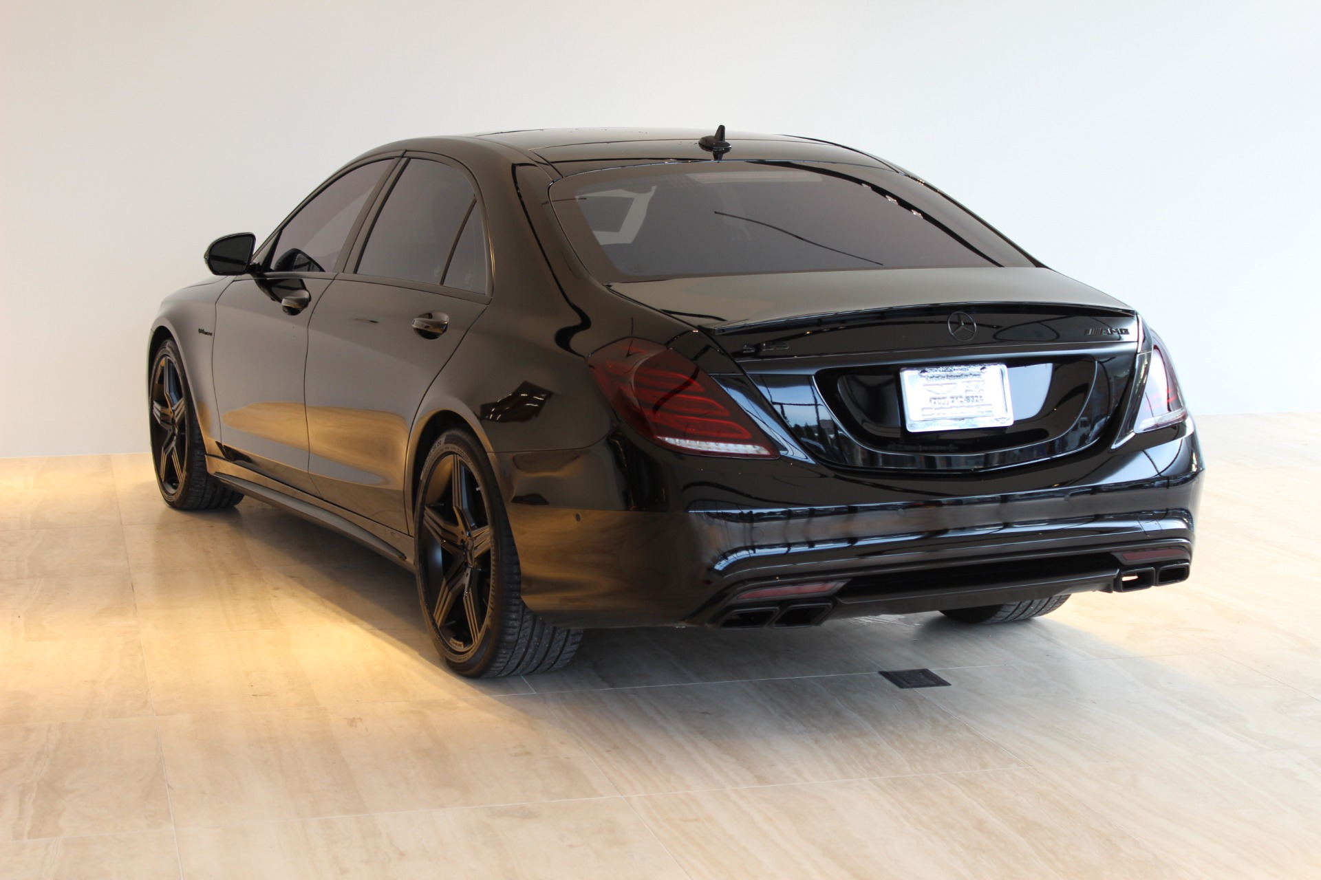 2016 mercedes benz s class amg s63 stock 7nc015201a for for Mercedes benz s class s63 amg