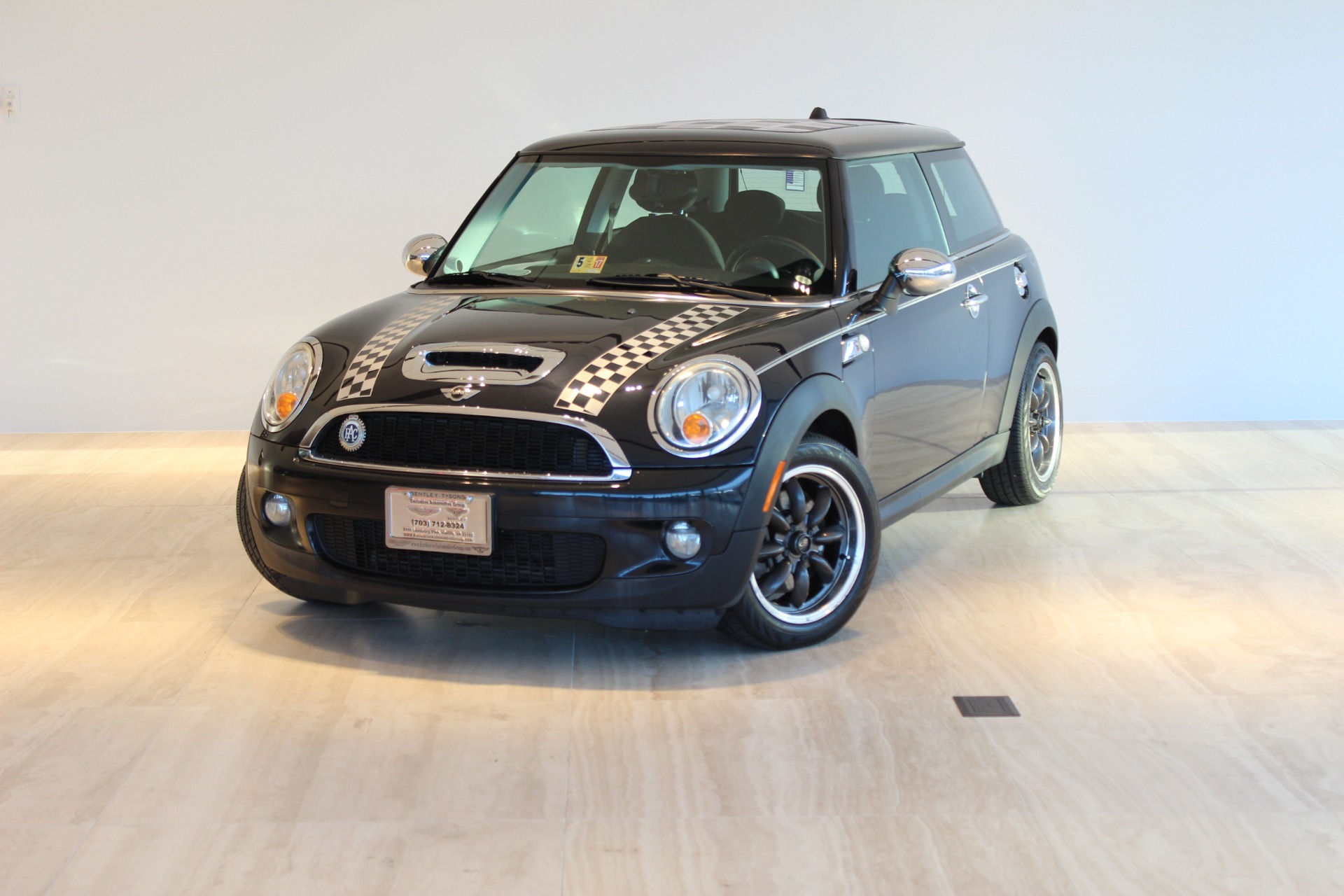2007 mini cooper s stock pt80524 for sale near vienna va va mini dealer for sale in vienna. Black Bedroom Furniture Sets. Home Design Ideas