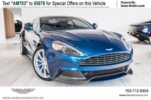 Used 2017 Aston Martin Vanquish-Vienna, VA