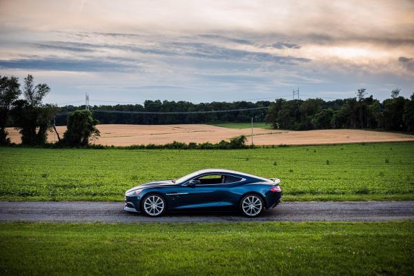 Used 2017 Aston Martin Vanquish    Vienna, VA