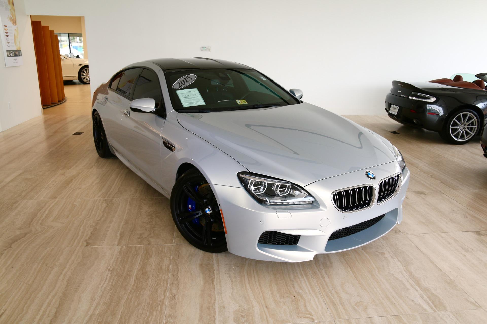2015 BMW M6 Gran Coupe Stock # 6NC052262B for sale near Vienna, VA ...