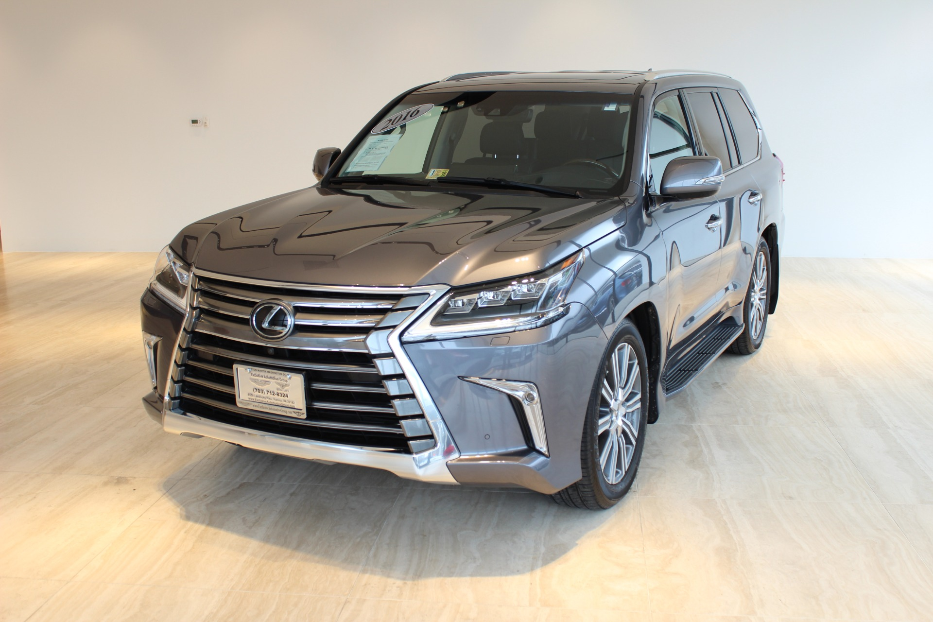 2016 lexus lx 570 stock p092352b for sale near vienna. Black Bedroom Furniture Sets. Home Design Ideas