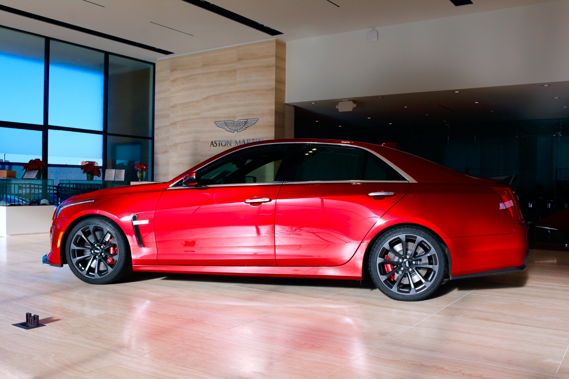 2016 Cadillac Cts V Stock 6n8057450a For Sale Near