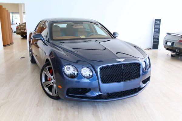 New 2017 Bentley Flying Spur W12S-Vienna, VA