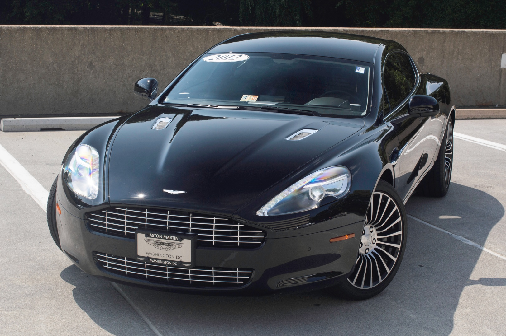 2012 aston martin rapide luxe edition stock 4n003405a for sale near vienna va va aston. Black Bedroom Furniture Sets. Home Design Ideas