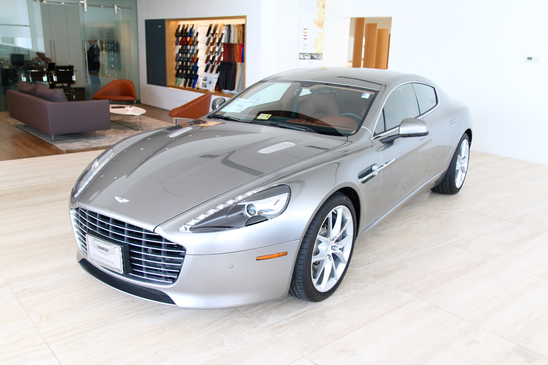 2017 aston martin rapide s stock 7gf05728 for sale near vienna va va aston martin dealer. Black Bedroom Furniture Sets. Home Design Ideas
