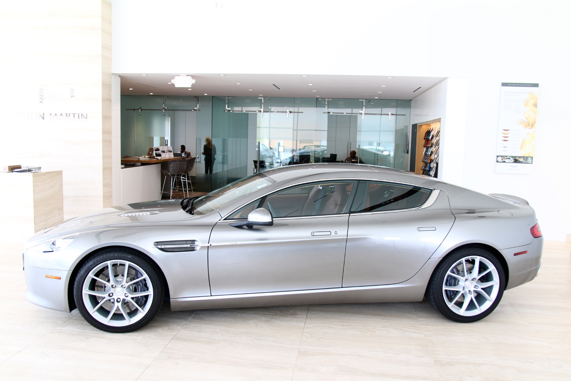 2017 Aston Martin Rapide S Stock # 7GF05728 for sale near Vienna ...