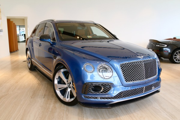New 2017 Bentley BENTAYGA W12 SIGNATURE-Vienna, VA