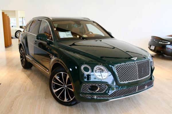 New 2017 Bentley BENTAYGA W12 SIGNATURE-Vienna, VA