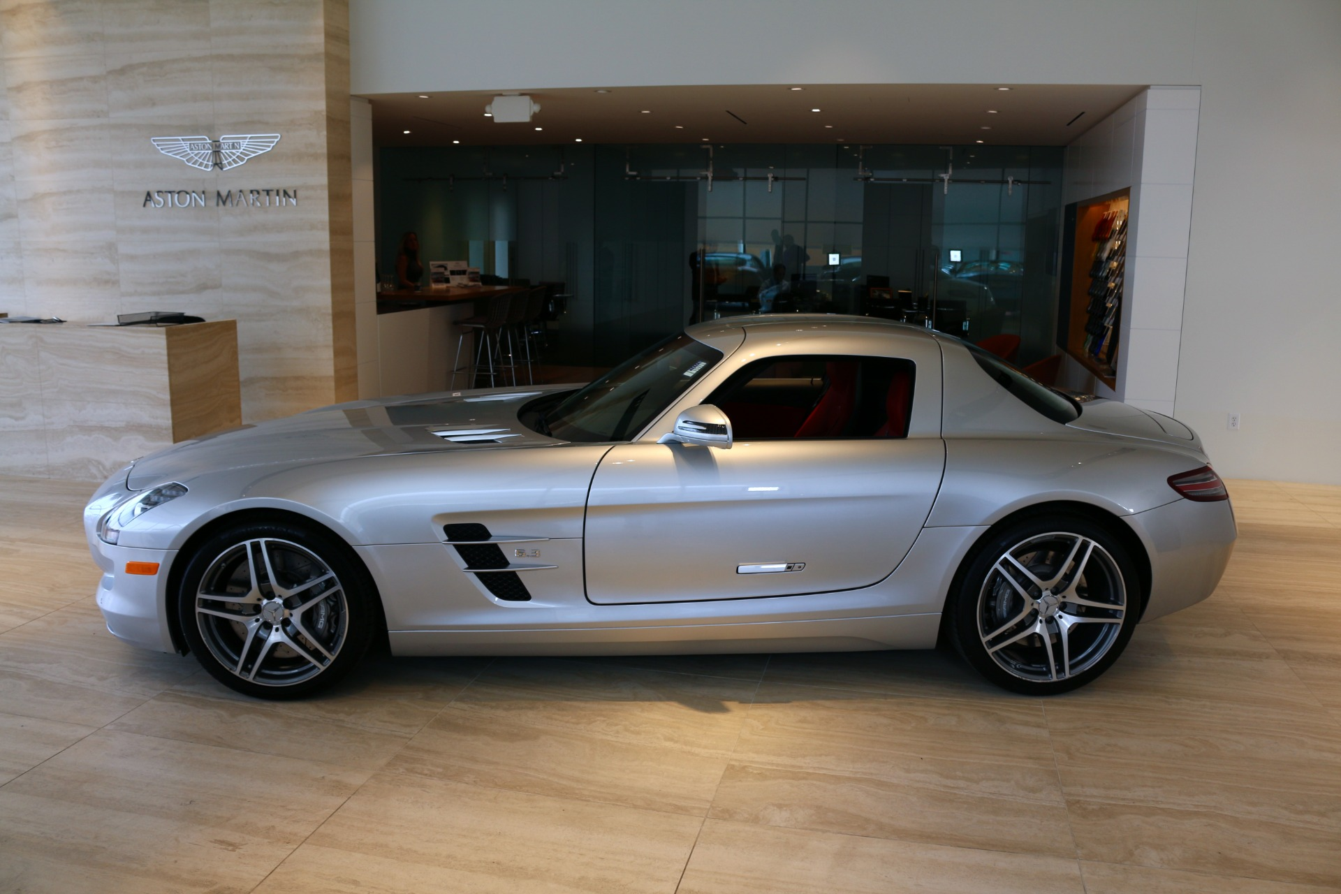 2011 mercedes benz sls amg stock 6nf05498a for sale near for Mercedes benz tysons service