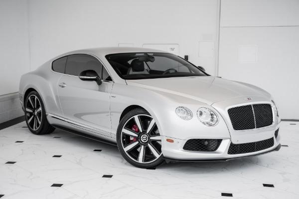 Used 2015 Bentley Continental GT V8 S-Vienna, VA