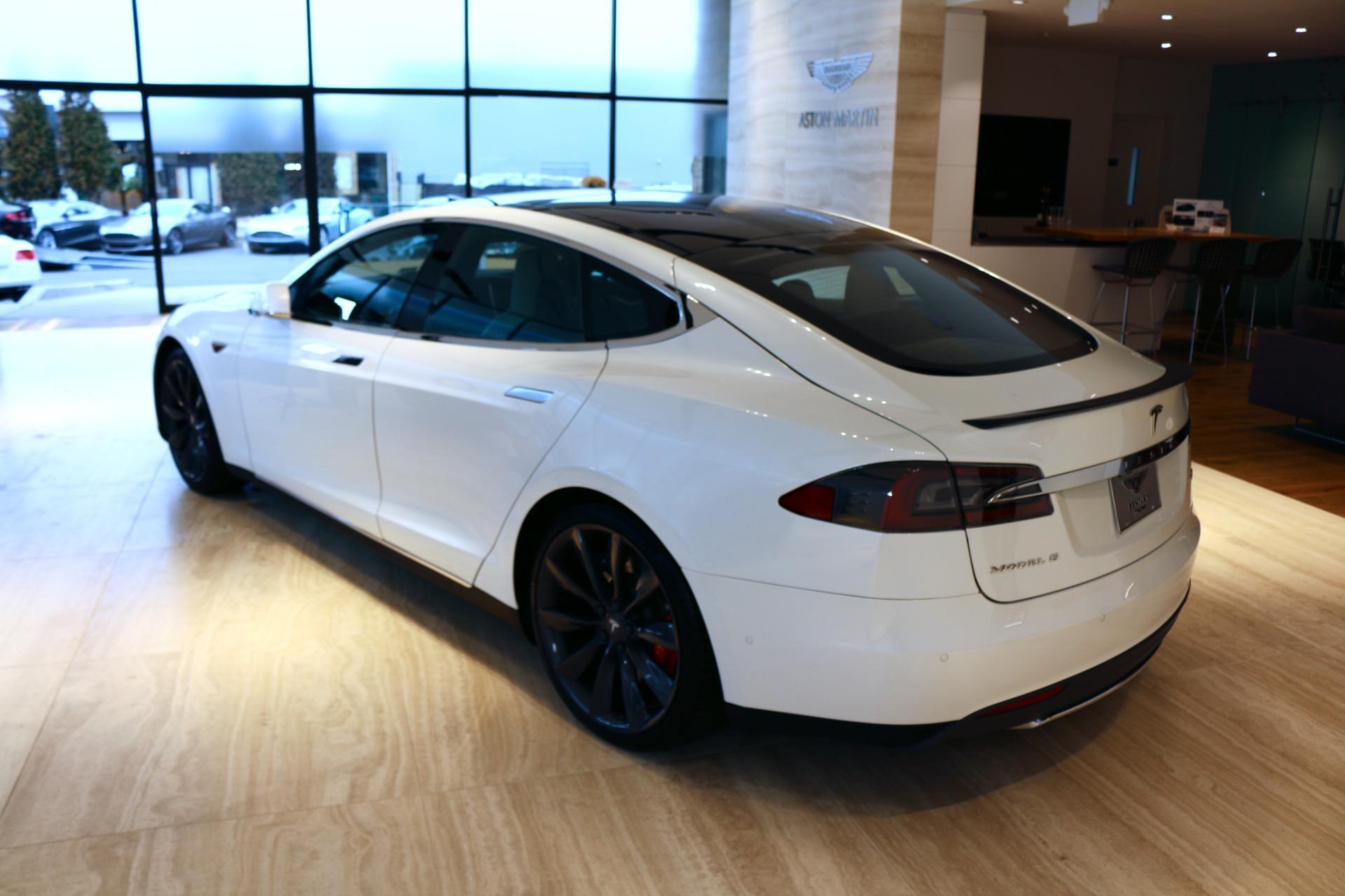 2015 Tesla Model S P85D Stock 7NC A for sale near Vienna VA