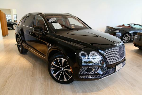 Used 2017 Bentley BENTAYGA W12 SIGNATURE-Vienna, VA