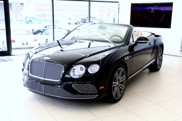 New 2017 Bentley Continental GTC V8  | Vienna, VA