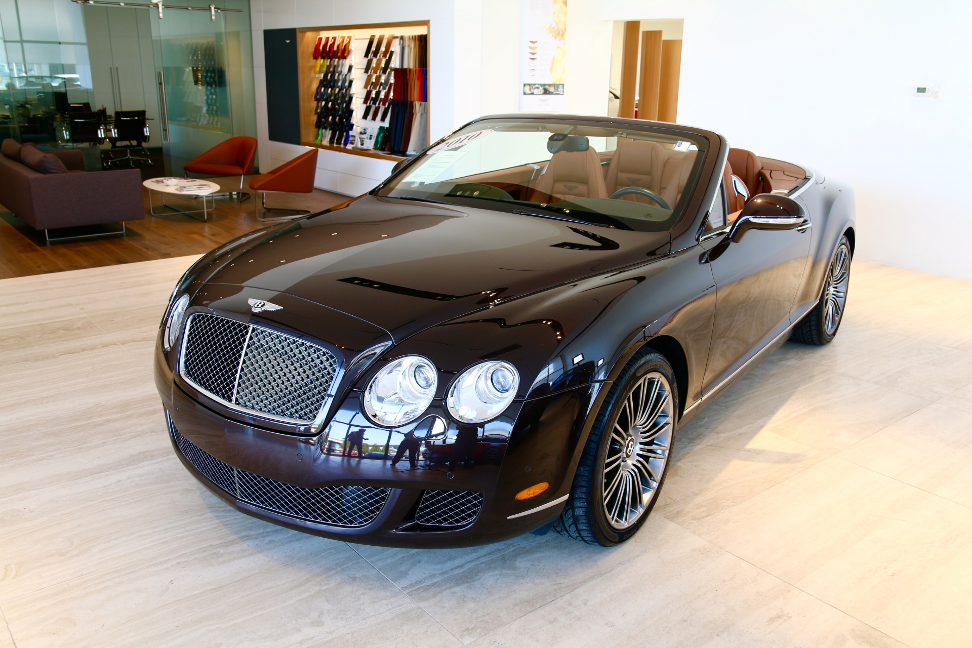 2010 bentley continental gtc speed stock 6nc057207a for sale used 2010 bentley continental gtc speed vienna va vanachro Image collections
