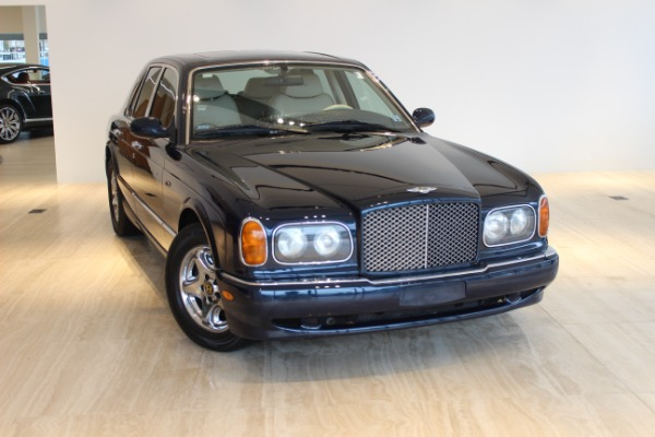 used sale for bentley rac arnage cars