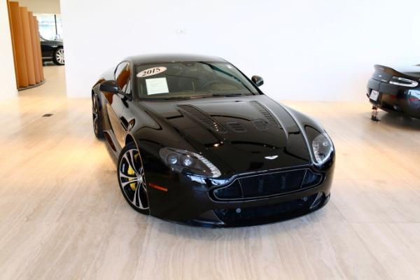 Used 2015 Aston Martin V12 Vantage S-Vienna, VA