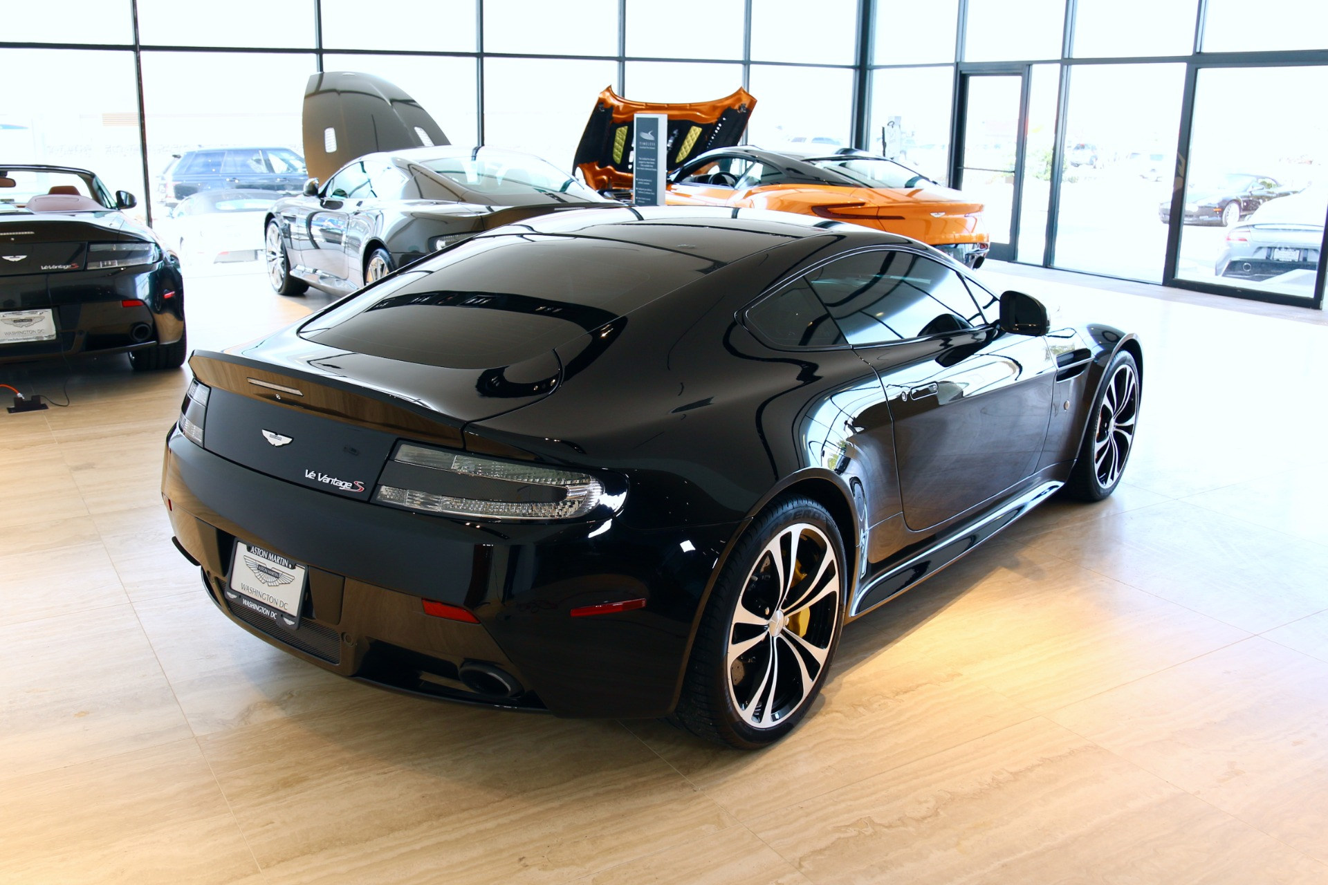 2015 aston martin v12 vantage s stock ps01596 for sale near vienna va va aston martin. Black Bedroom Furniture Sets. Home Design Ideas
