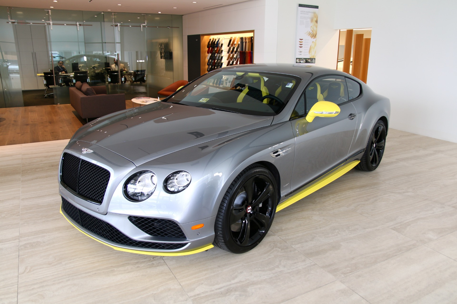 2017 bentley continental gt v8 s black edition stock. Black Bedroom Furniture Sets. Home Design Ideas