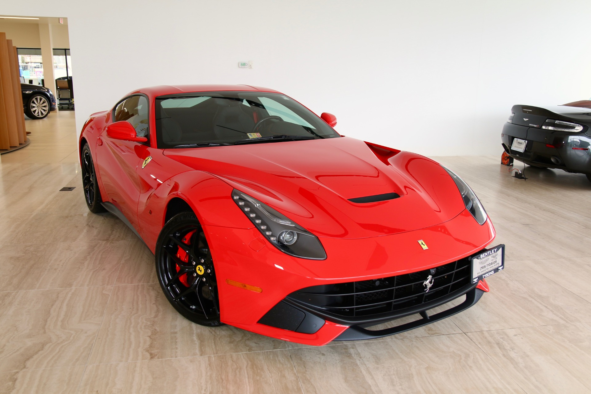 2013 Ferrari F 12 Berlinetta Stock P216690b For Sale Near Vienna Va Va Ferrari Dealer For Sale In Vienna Va P216690b Exclusive Automotive Group