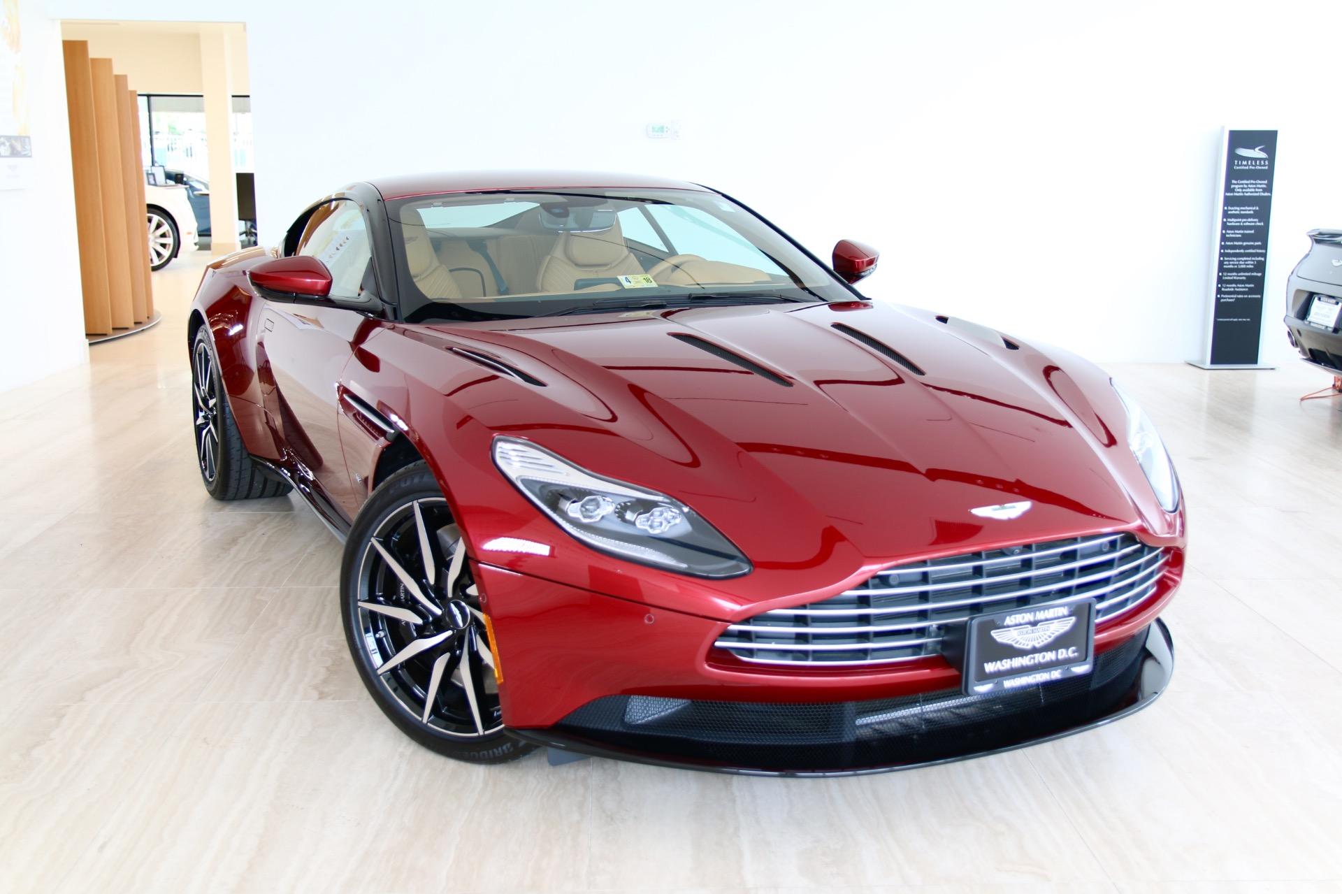 2017 Aston Martin Db11 Stock 7nl01826 For Sale Near Vienna Va