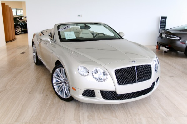 Used 2014 Bentley Continental GT Speed-Vienna, VA
