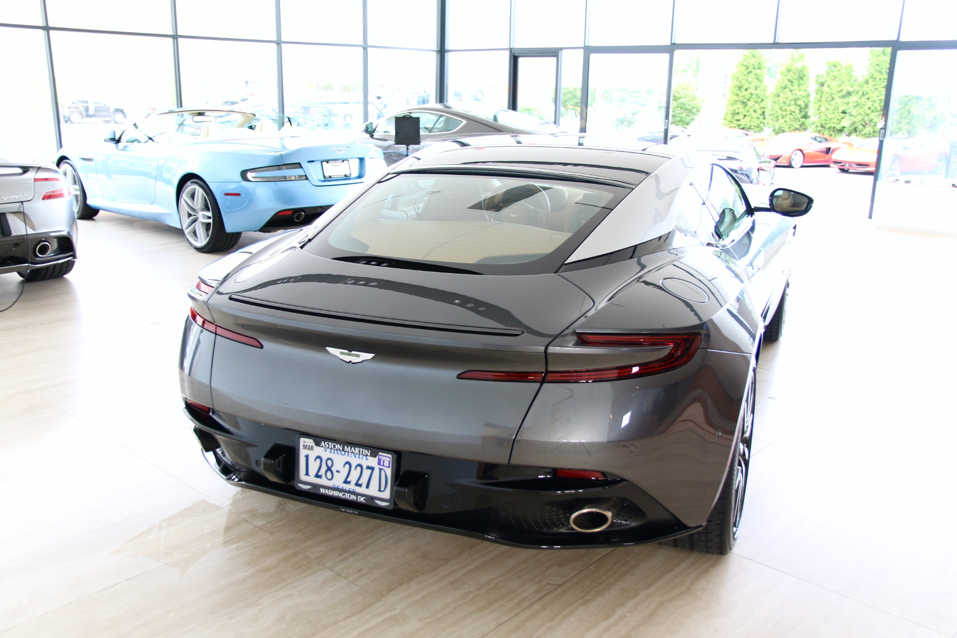 Aston Martin DB Stock NL For Sale Near Vienna VA - Aston martin washington dc