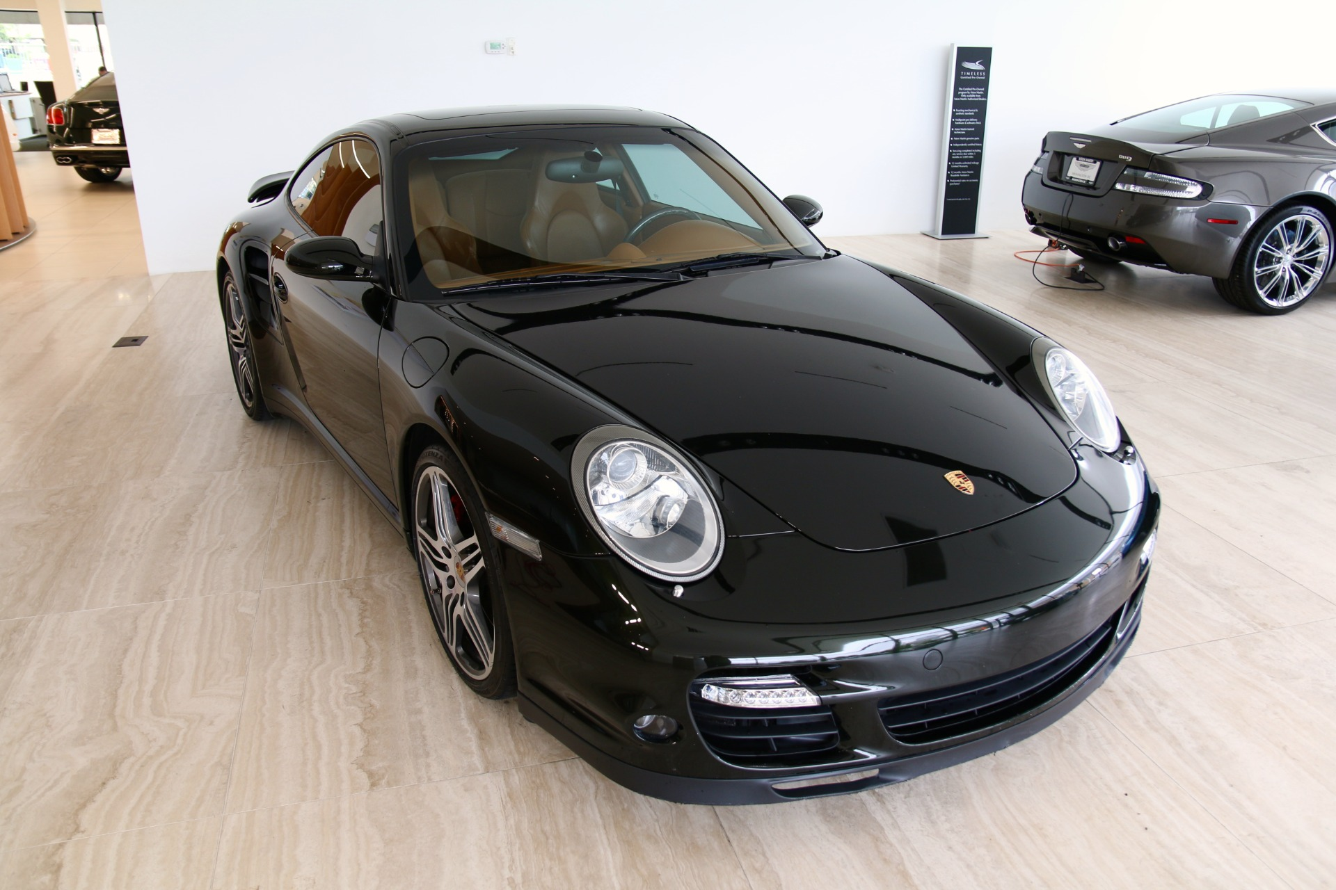 2007 porsche 911 turbo stock p84457 for sale near vienna. Black Bedroom Furniture Sets. Home Design Ideas