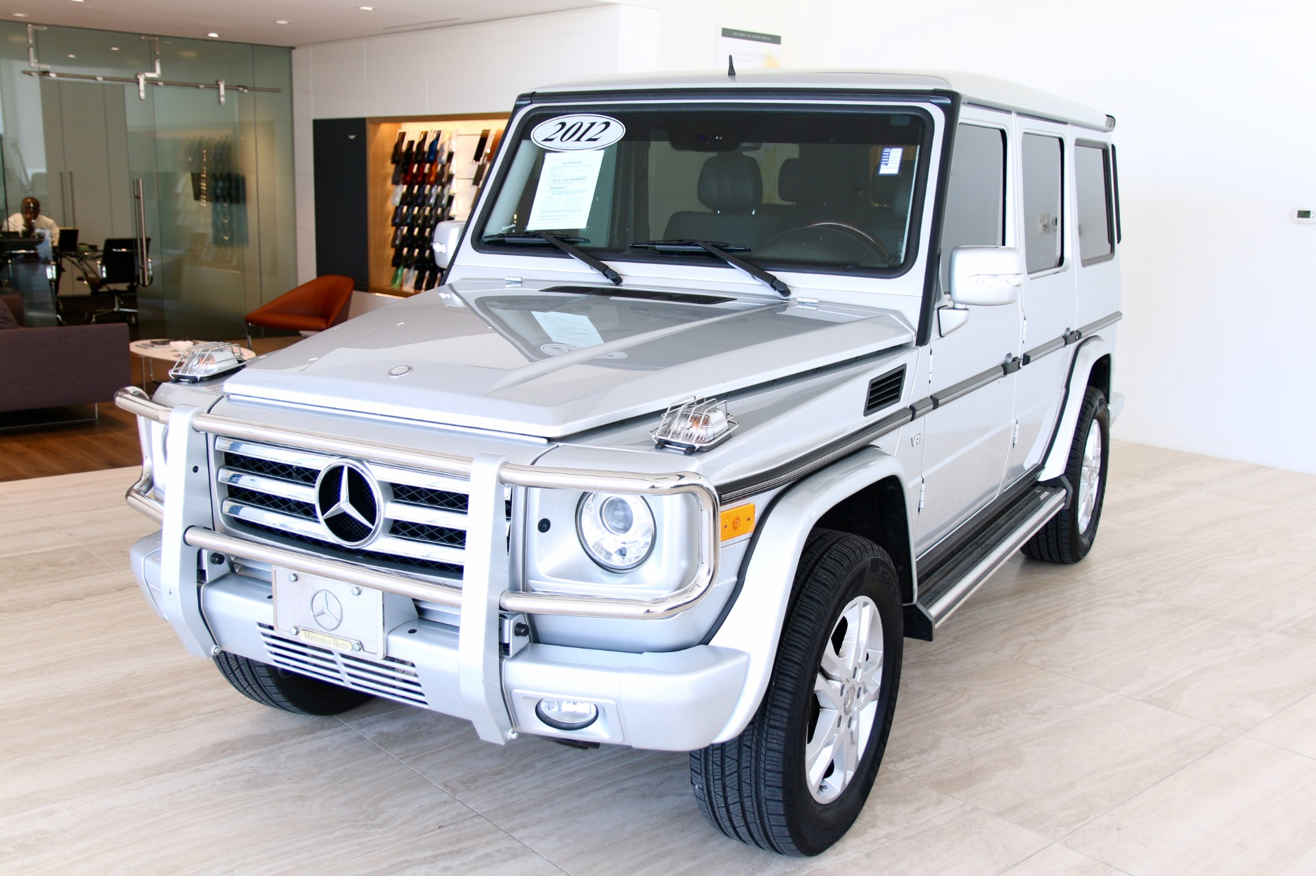 2012 mercedes benz g class g 550 stock 5w004329c for for Mercedes benz dealers in va