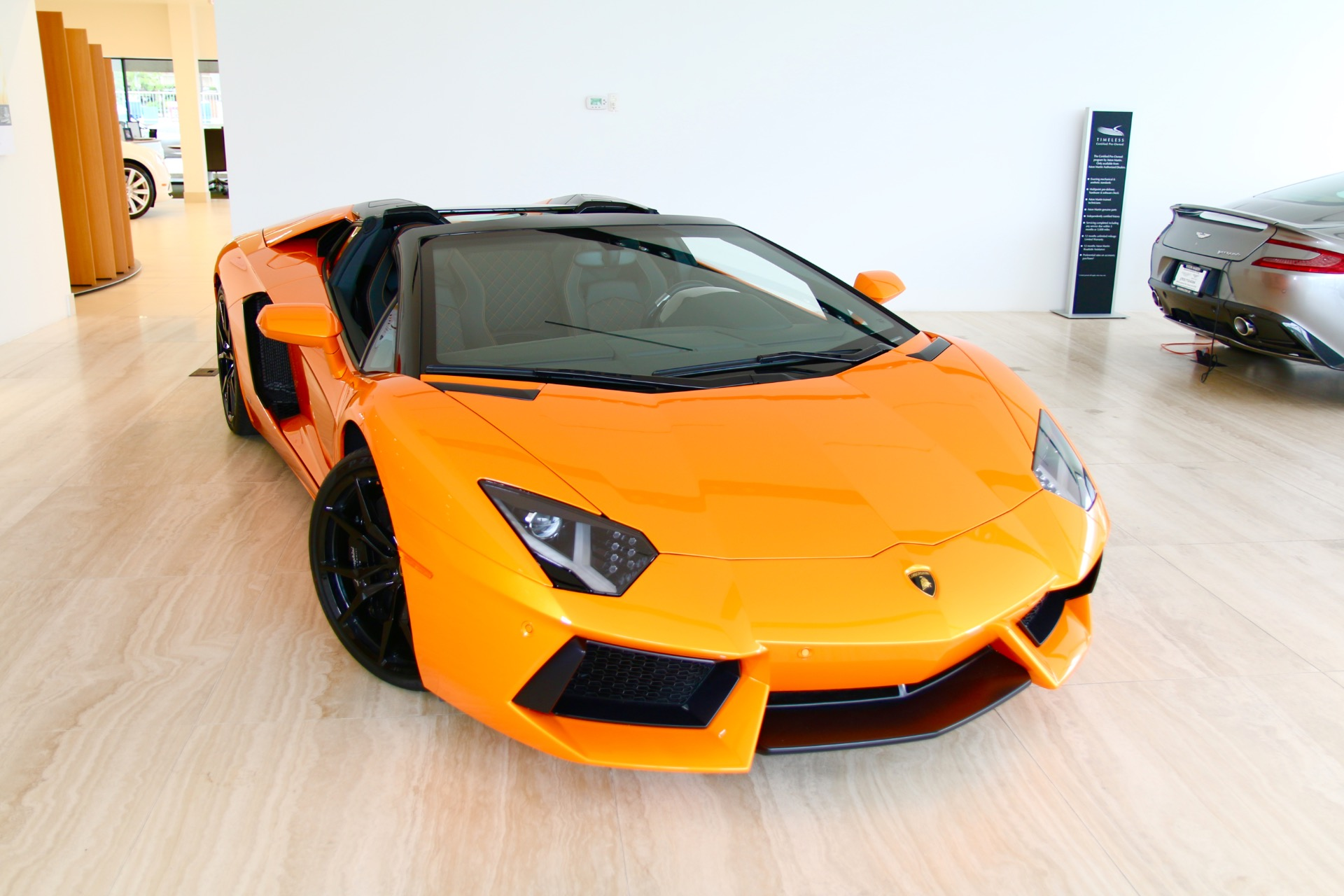 2015 Lamborghini Aventador Lp 700 4 Stock Ca03435 For Sale Near