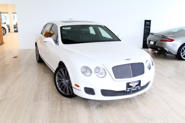 Used 2013 Bentley Continental Flying Spur Speed-Vienna, VA