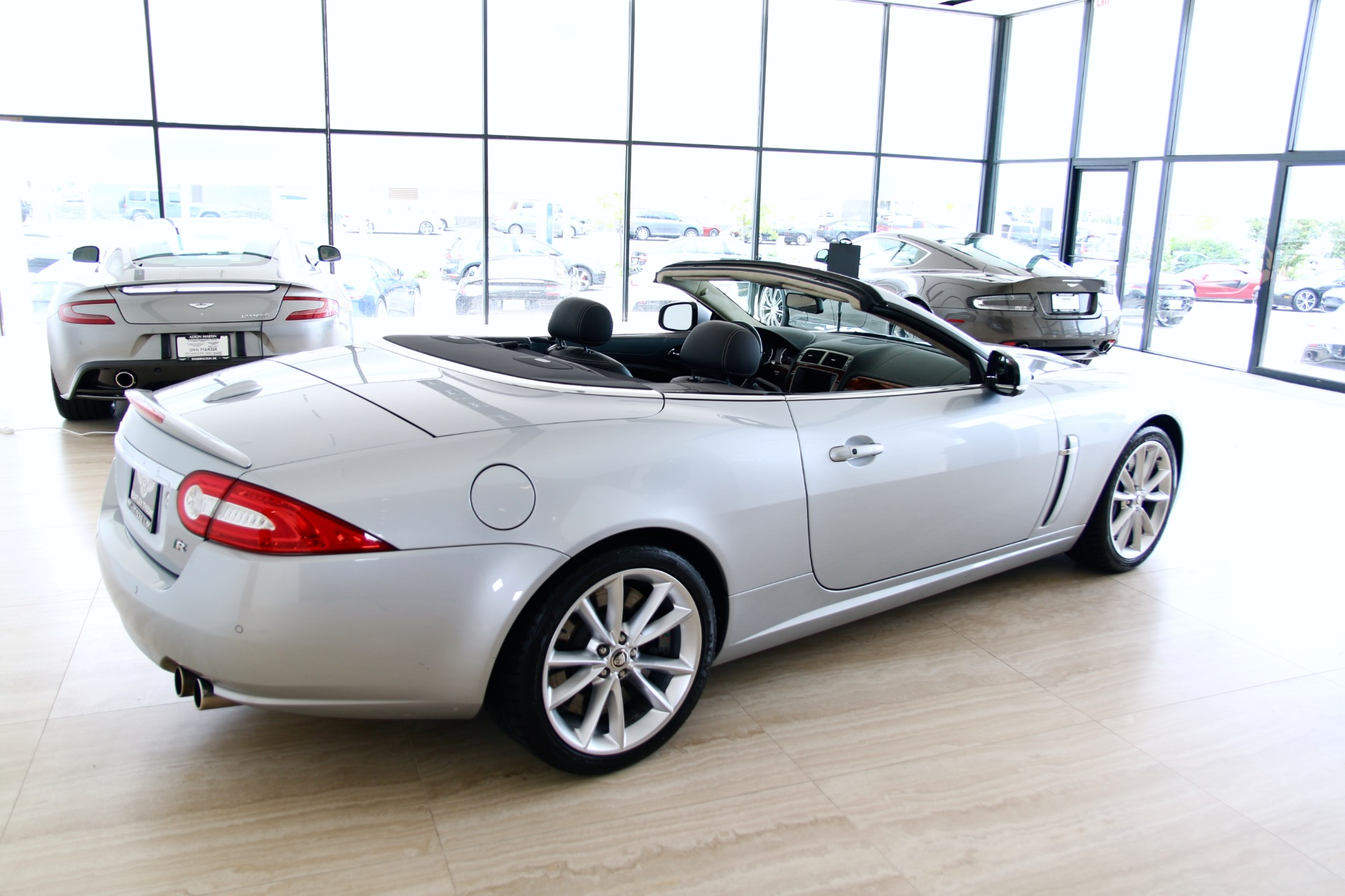 2011 jaguar xk xkr stock 6nb17365a for sale near vienna va va jaguar dealer for sale in. Black Bedroom Furniture Sets. Home Design Ideas
