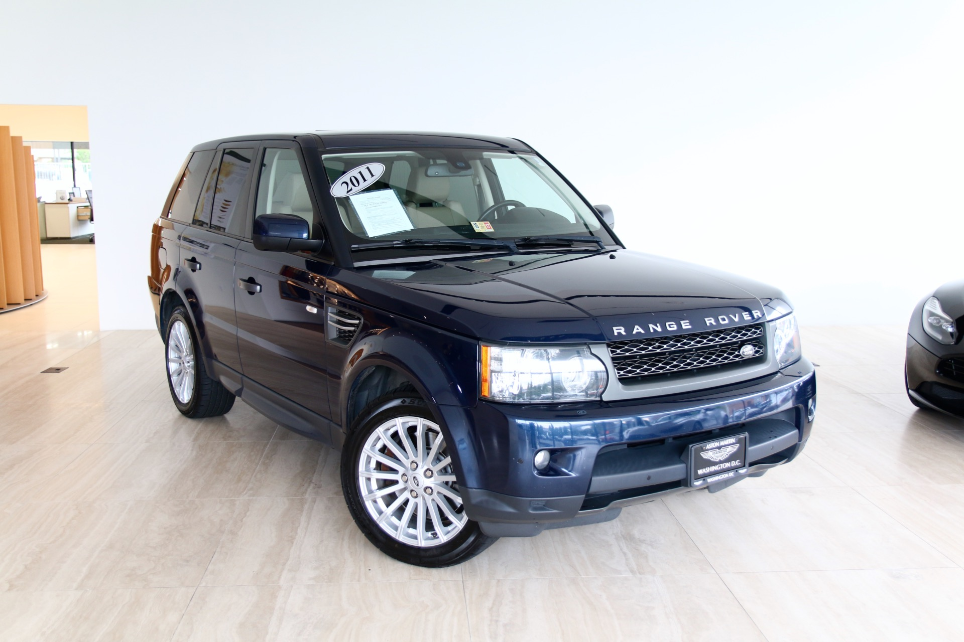 2011 land rover sport hse stock 6n051495d for sale near vienna va va land rover dealer for - Land rover garage near me ...