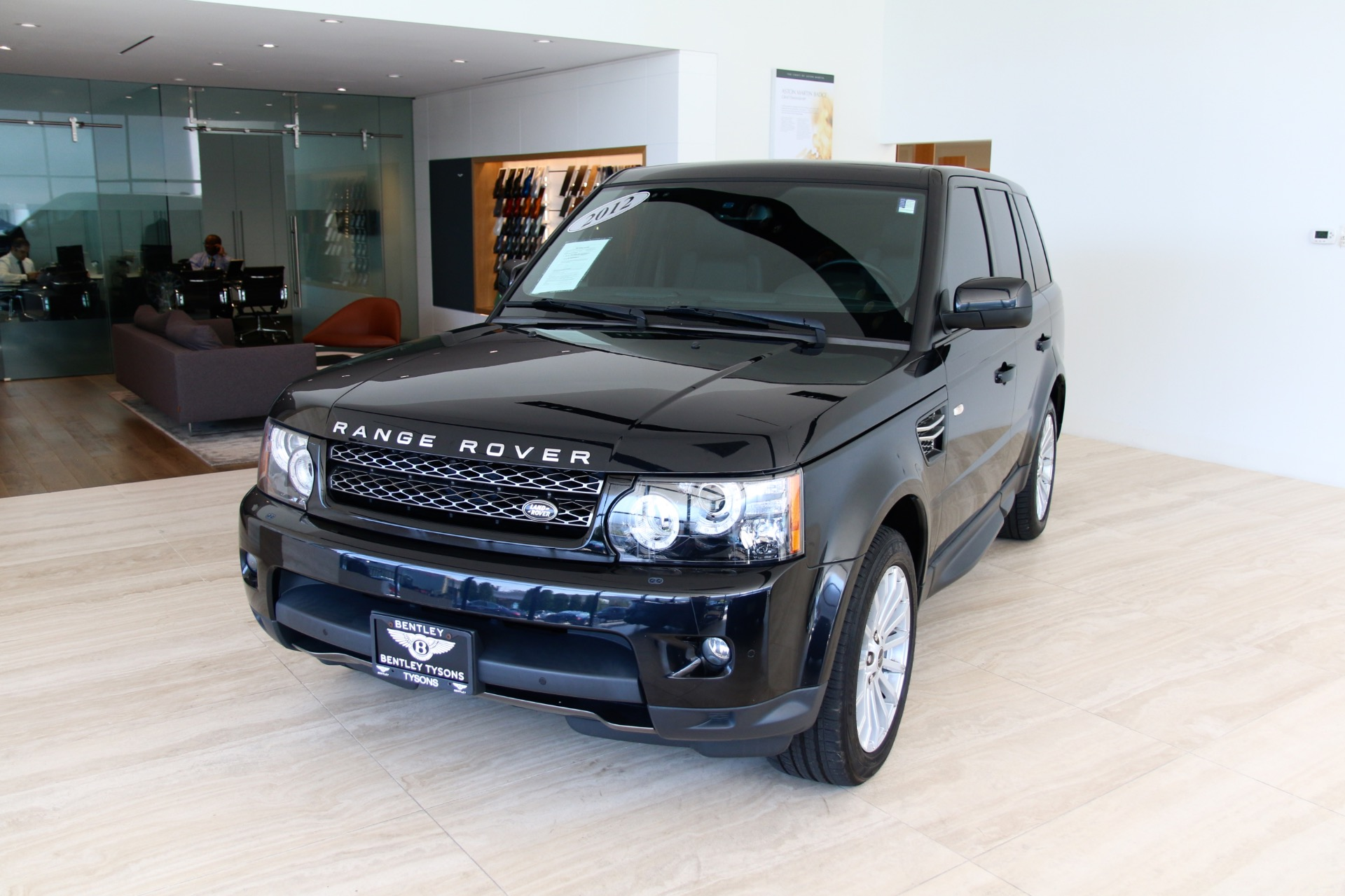 2012 land rover range rover sport hse stock 6n051495c for sale near vienna va va land rover - Land rover garage near me ...