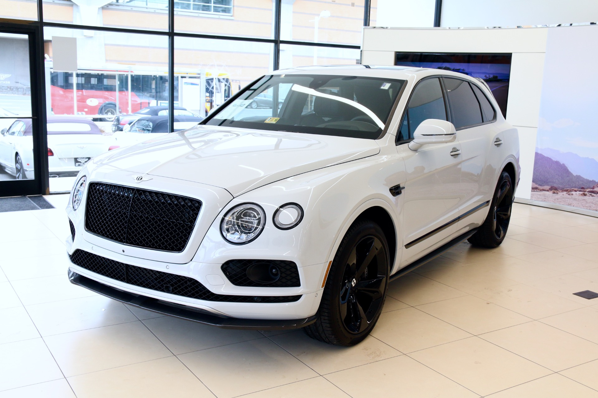 2018 Bentley BENTAYGA W12 BLACK EDITION Stock # 8N018691 ...