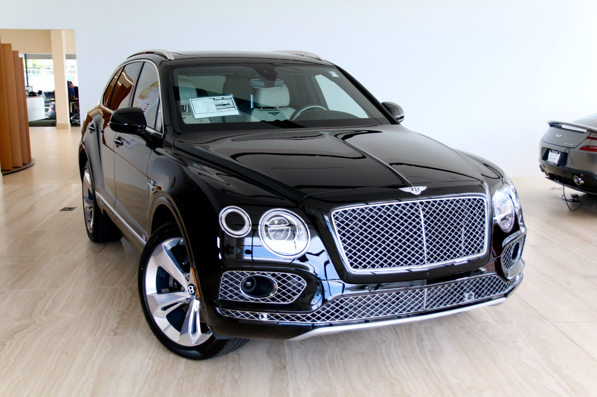 Bentley Bentayga For Sale >> 2018 Bentley Bentayga W12 Signature Stock 8n017200 For