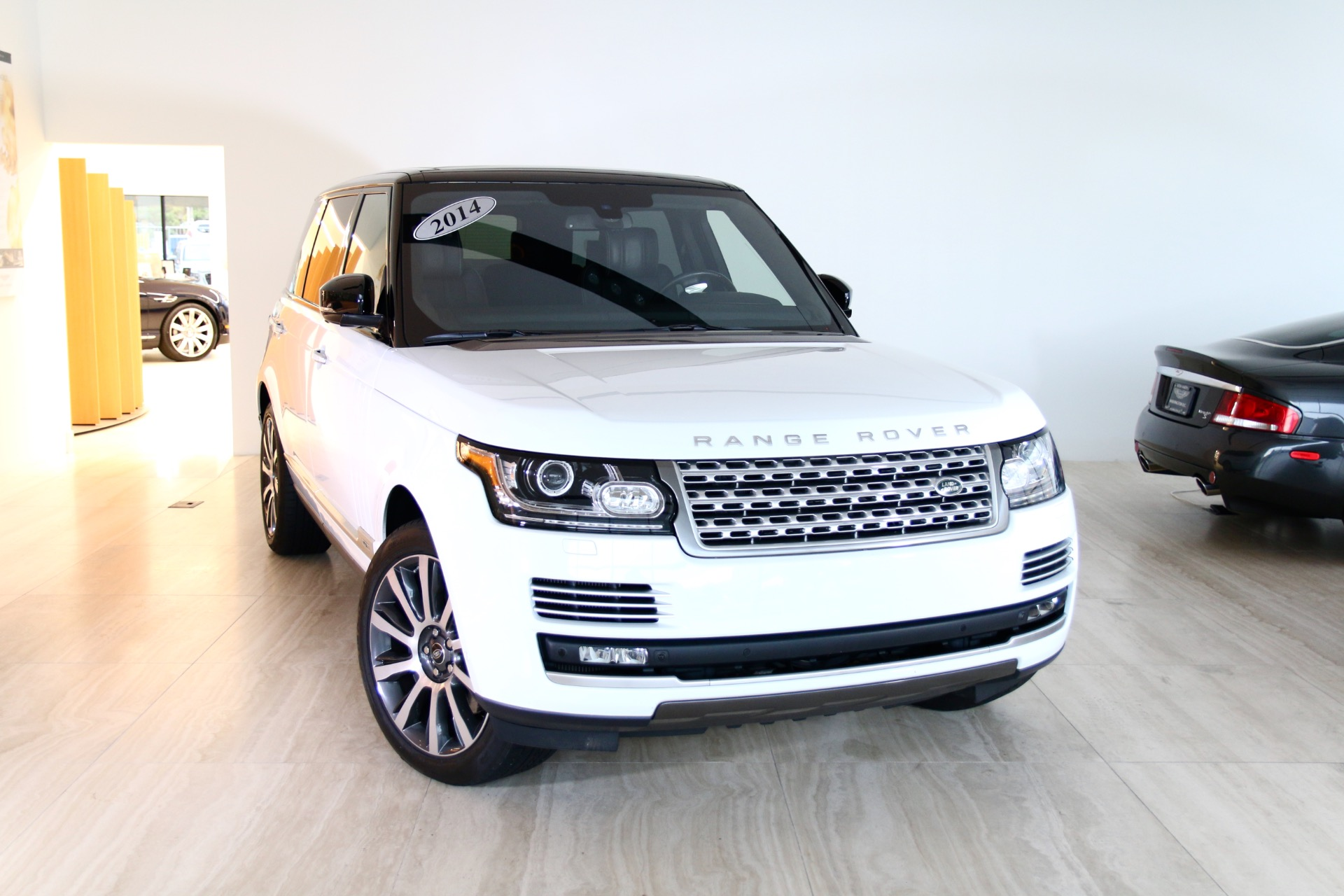 2014 land rover range rover autobiography lwb stock 8n017975a for sale near vienna va va - Land rover garage near me ...