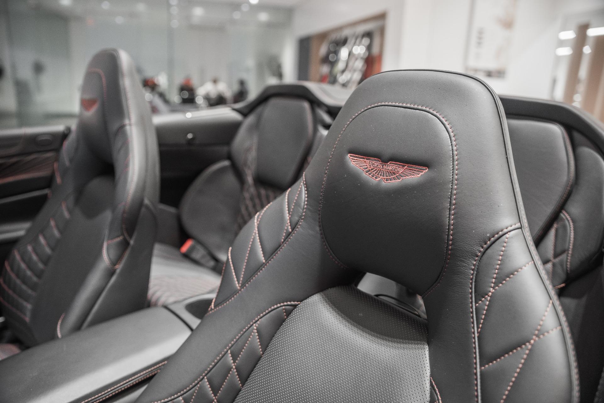 2018 Aston Martin Vanquish Volante Stock 8nk03742 For Sale Near