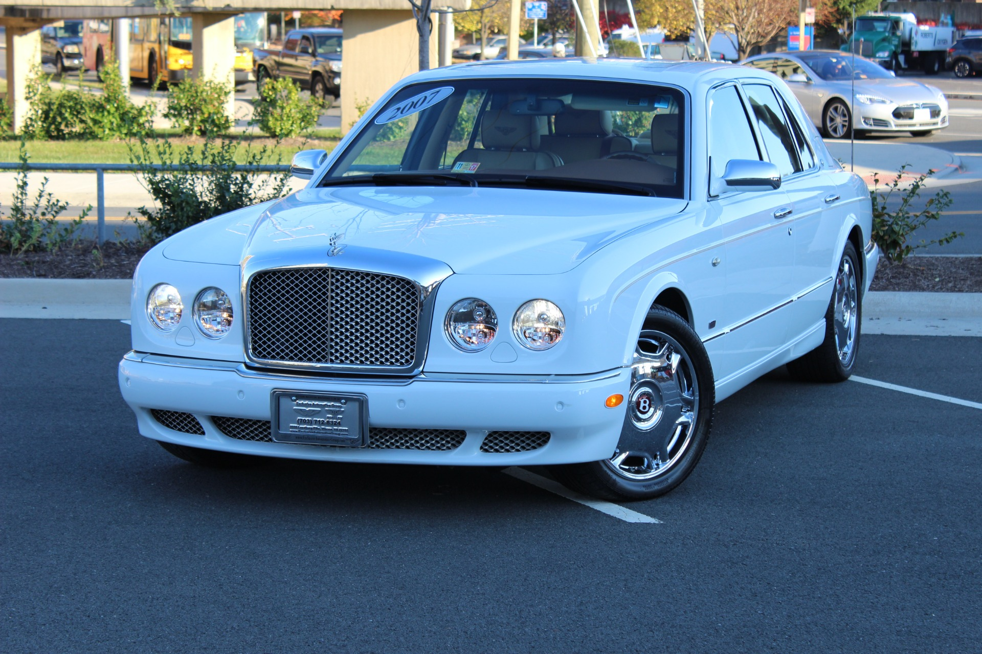 2007 bentley arnage r r stock 6nc057096a for sale near