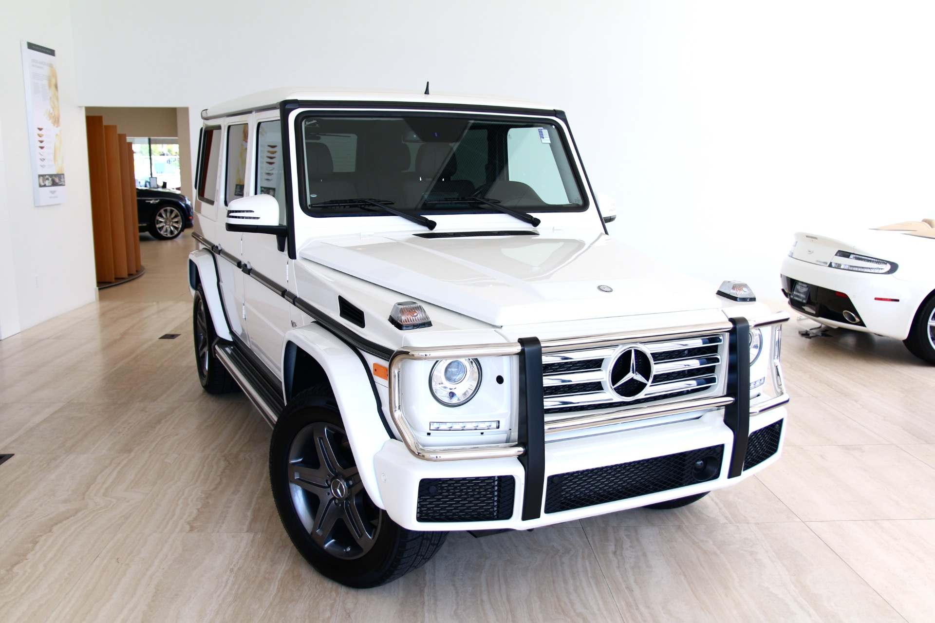 2016 mercedes benz g class g 550 stock 7nc015656c for for Mercedes benz tysons service