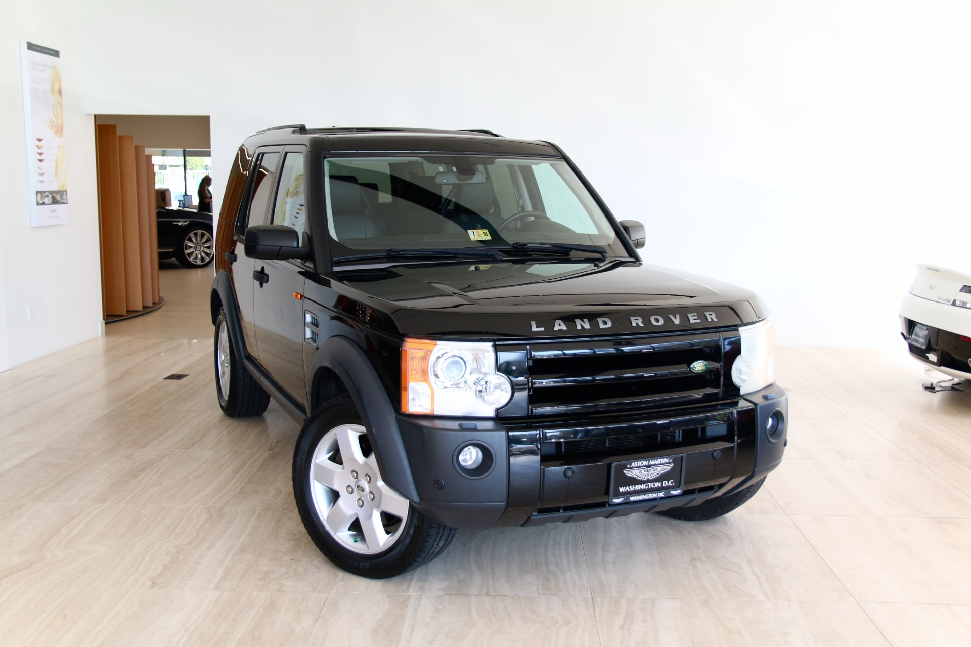 2008 land rover lr3 hse stock pa97456a for sale near vienna va va land rover dealer for. Black Bedroom Furniture Sets. Home Design Ideas