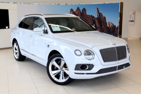 New 2018 Bentley BENTAYGA W12 ONYX-Vienna, VA