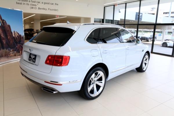New 2018 Bentley BENTAYGA W12 ONYX  | Vienna, VA