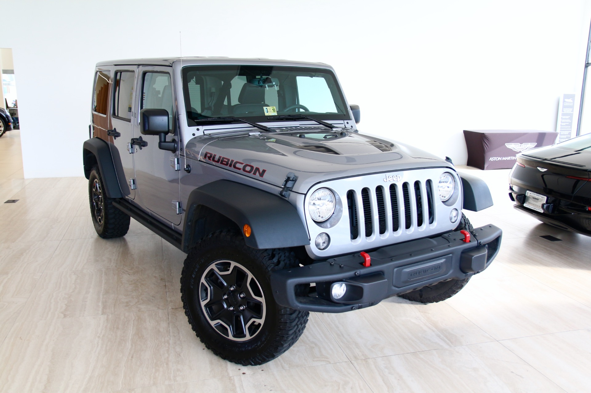 2015 Jeep Wrangler Unlimited Rubicon Hard Rock Stock 7nl02917b For Fuel Filter Used Vienna Va