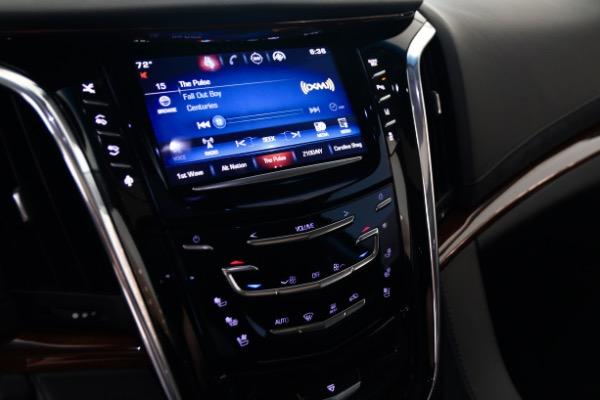 новая магнитола Android Cadillac Escalade