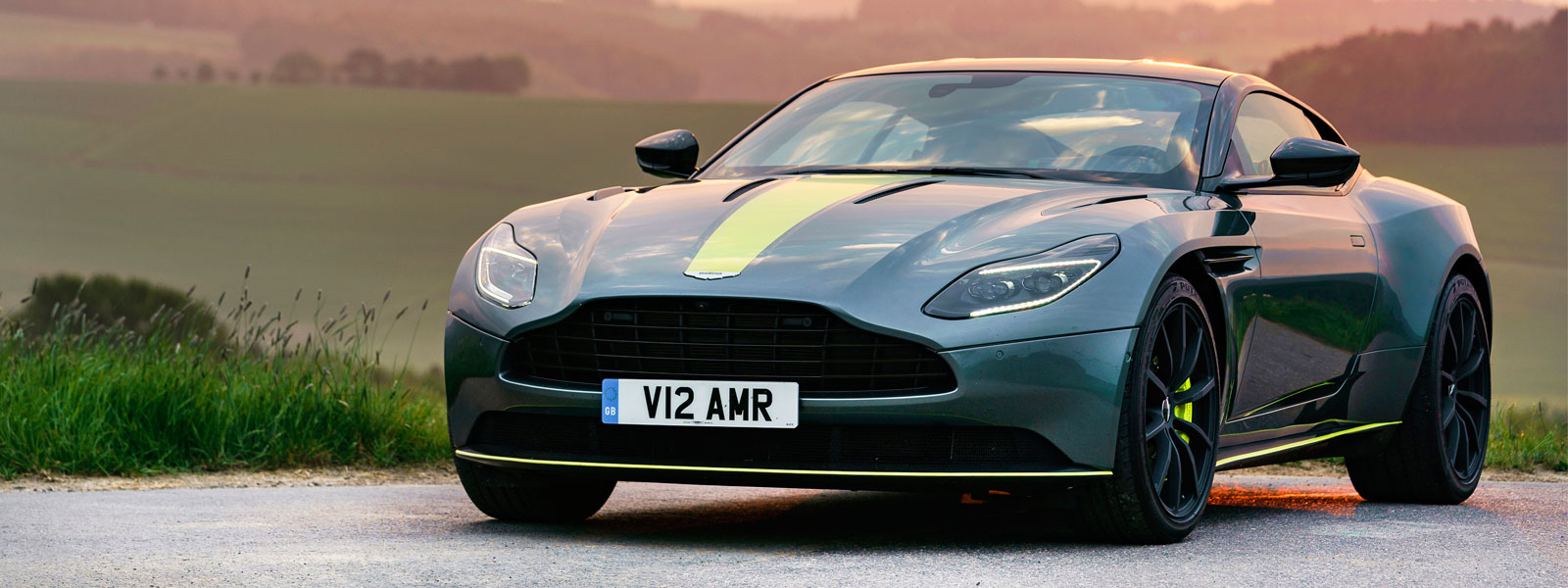 Exclusive Automotive Group Aston Martin Db11 Amr Model Information